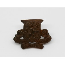 Victorian Royal Irish Regiment Collar Badge