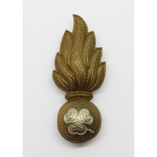 Boer War Royal Irish Fusiliers Reserve Regiment Cap Badge