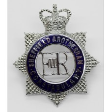 Sheffield & Rotherham Constabulary Senior Officer's Enamelled