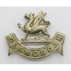 Glamorgan Constabulary Collar Badge