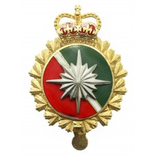 Canadian Forces Intelligence Branch Cap Badge