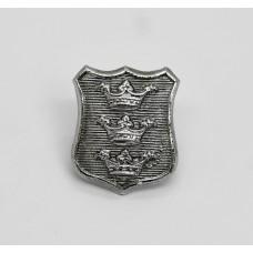 Hull City Police Collar Badge