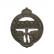 Navy, Army & Air Force Institutes (N.A.A.F.I.) Collar Badge