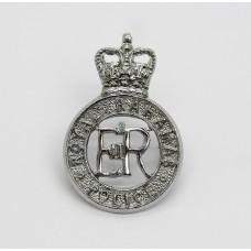 Royal Bahamas Police Collar Badge - Queen's Crown