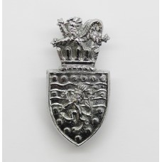 Devon and Cornwall Constabulary Collar Badge