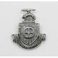 Dewsbury Borough Police Collar Badge