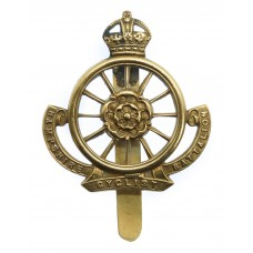 9th (Cyclist) Bn. Hampshire Regiment Cap Badge
