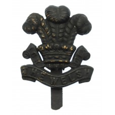 7th (Cyclist) Bn. Welsh Regiment Cap Badge