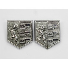 Pair of Ipswich Borough Police Collar Badges