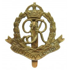 George VI Corps of Military Police Cap Badge