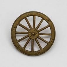 British Army Wheelwright Trade Badge