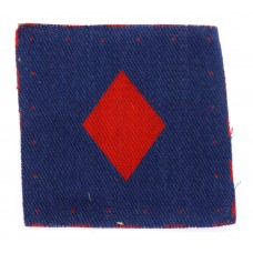 61st Infantry Division Printed Formation Sign