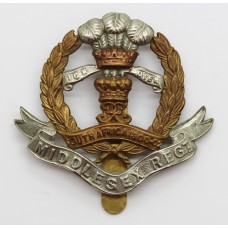 7th, 8th and 9th Bns. Middlesex Regiment Cap Badge