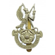 Royal Canadian Hussars Cap Badge