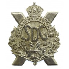 Canadian Stormont, Dundas & Glengarry Highlanders Cap Badge -