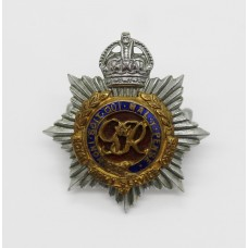 George VI Royal Army Service Corps (R.A.S.C.) Officer's Collar Ba