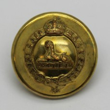 Manchester Regiment Officer's Button - King's Crown (Large)