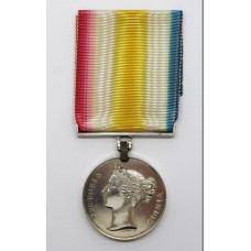 Ghuznee Cabul 1842 Medal - Gnr. James Donelly 3rd Coy. 1st Bn. Bombay Foot Artillery