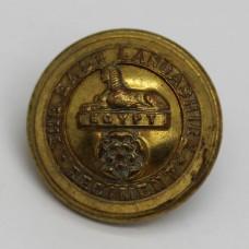 East Lancashire Regiment Officer's Button (Large)