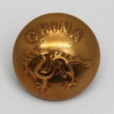 Border Regiment Officer's Button (Large)