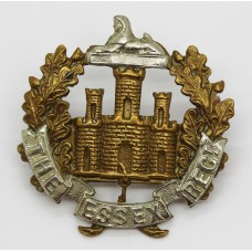 8th Battalion Essex Regiment Cap Badge