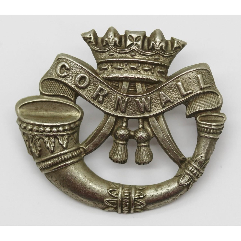 Duke of Cornwall Light Infantry Military Cufflinks
