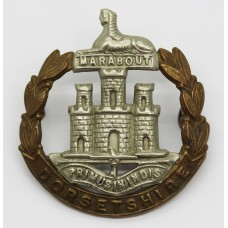 Edwardian Dorsetshire Regiment Cap Badge