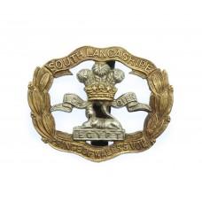 South Lancashire Regiment Beret Badge