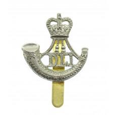Durham Light Infantry (D.L.I.) Beret Badge - Queen's Crown