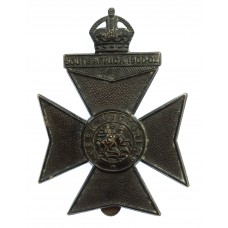 9th County of London Bn. (Queen Victoria's Rifles) London Regimen