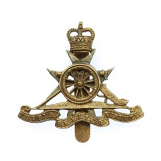 Royal Malta Artillery Beret Badge - Queen's Crown