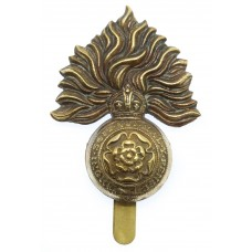 Royal Fusiliers Cap Badge - King's Crown