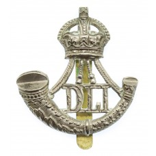 Durham Light Infantry (D.L.I.) Cap Badge - King's Crown