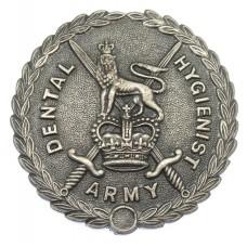 Army Dental Hygienist Brooch Badge