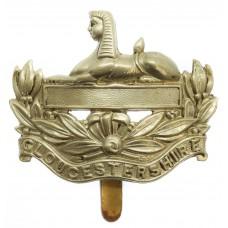 5th & 6th Bns. Gloucestershire Regiment Cap Badge