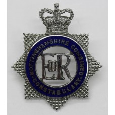 Nottinghamshire Combined Constabulary Senior Officer's Enamelled