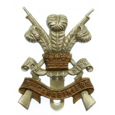 3rd Carabiniers (Prince of Wales's Dragoon Guards) Cap Badge
