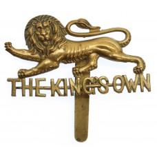 The King's Own (Royal Lancaster) Regiment Cap Badge