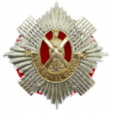 The Royal Scots Anodised (Staybrite) Cap Badge