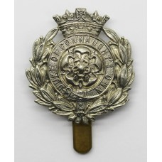 6th Bn. Hampshire Regiment (Duke of Connaught's Own) Beret Badge
