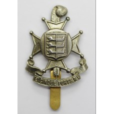 1st Cinque Ports Rifle Volunteers Cap Badge