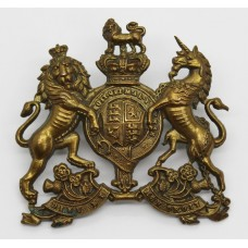 Boer War Royal Home Counties Reserve Regiment Cap Badge