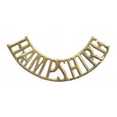 Hampshire Regiment (HAMPSHIRE) Shoulder Title
