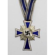 WW2 German Mother's Cross (Silver)