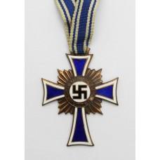 WW2 German Mother's Cross (Bronze)