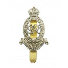 George VI Royal Horse Artillery (R.H.A.) Cap Badge