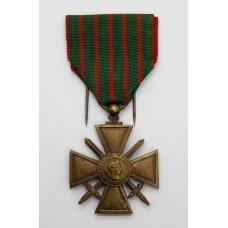 French WW1 Croix de Guerre 1914-1918