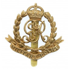 George V Corps of Military Police Cap Badge