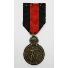 Belgium WW1 Yser Medal 1914