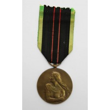 Belgium Medal of the Armed Resistance 1940-45